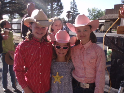 Friendships at Dianes Riding Place located in Bend, Oregon